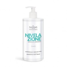 Farmona, Крем для ног антибактериальный, охлаждающий Nivelazione, 500 мл