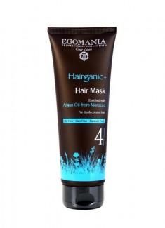 Маска для сухих и окрашенных волос EGOMANIA