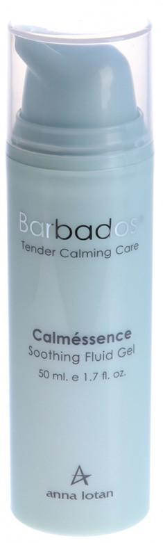 ANNA LOTAN Гель успокаивающий Барбадос Калмэссенц / Calméssence Soothing Fluid Gel BARBADOS 50 мл
