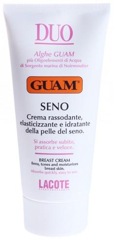 GUAM Крем подтягивающий восстанавливающий для груди / DUO 150 мл