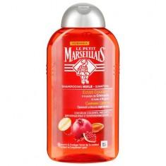Маленький марселец шампунь для окрашенных волос Гранат и масло арганы 250мл LE PETIT MARSEILLAIS