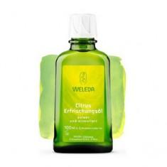 Цитрусовое освежающее масло, 100 мл (Weleda)