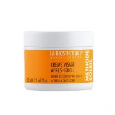 Успокаивающий увлажняющий крем для поврежденной солнцем кожи, 50 мл (La Biosthetique)