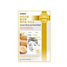 Маска c аргановым маслом тканевая, 25 г (Mijin)