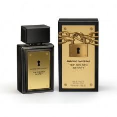 Antonio Banderas Golden Secret туалетная вода мужская 50мл