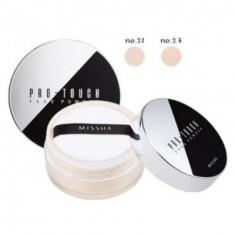 Пудра Рассыпчатая MISSHA Pro-Touch Face Powder SPF15 №21 14г