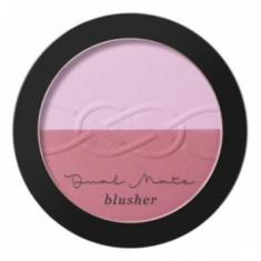 Румяна для лица MISSHA Dual Mate Blusher (Grape Topping)