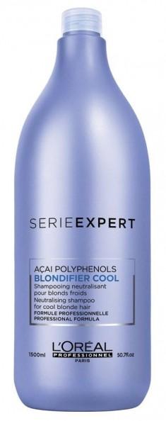 LOREAL PROFESSIONNEL Шампунь для холодных оттенков блонд / Blondifier Cool 1500 мл