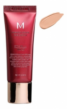 Тональный крем MISSHA M Perfect Cover BB Cream SPF42/PA+++ (No.21/Light Beige) 50ml