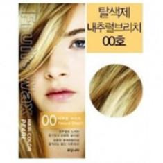 Краска для волос на фруктовой основе Welcos Fruits Wax Pearl Hair Color #00 60мл*60гр