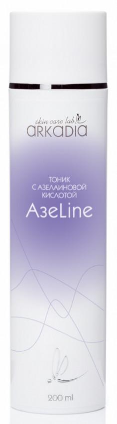 ARKADIA Тоник с азелаиновой кислотой / АзеLine 200 мл