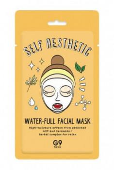 Маска для лица тканевая увлажняющая Berrisom G9 Self Aesthetic Waterful Facial Mask 23мл