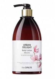 Лосьон для тела THE SAEM URBAN DELIGHT Body Lotion [Blossom] 400мл