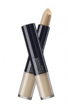Консилер двойной THE SAEM Cover Perfection Ideal Concealer Duo 01 Clear Beige