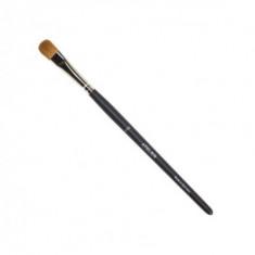 Кисть плоская для теней Make-Up Atelier Paris P10S, 10 мм