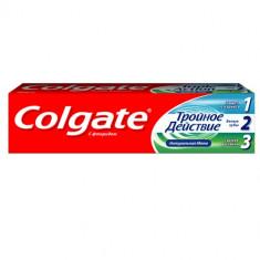 Колгейт Зубная паста Тройное действие 50мл COLGATE
