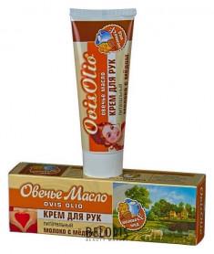 Крем для рук OvisOlio