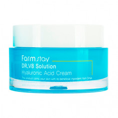 FarmStay, Крем для лица DR.V8 Solution Hyaluronic Acid, 50 мл