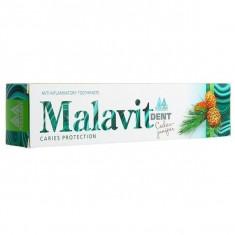 Малавит-дент зубная паста кедр-можжевельник 75г МАЛАВИТ