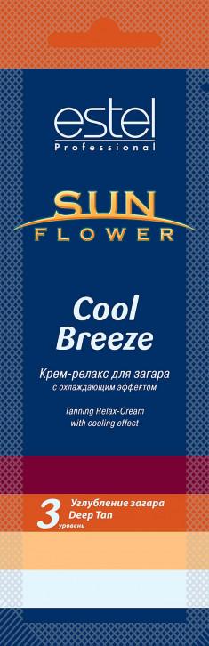 ESTEL PROFESSIONAL Крем-релакс для загара / Sun Flower Cool Breeze 15 мл