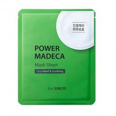Маска тканевая The Saem Power Madeca Mask Sheet 28гр