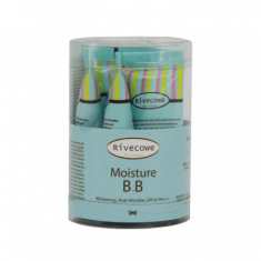 Тональный крем RIVECOWE Beyond Beauty Moisture BB SPF43 РА+++ 5мл*5шт