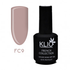 Klio Professional, Гель-лак French Collection №9