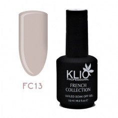 Klio Professional, Гель-лак French Collection №13