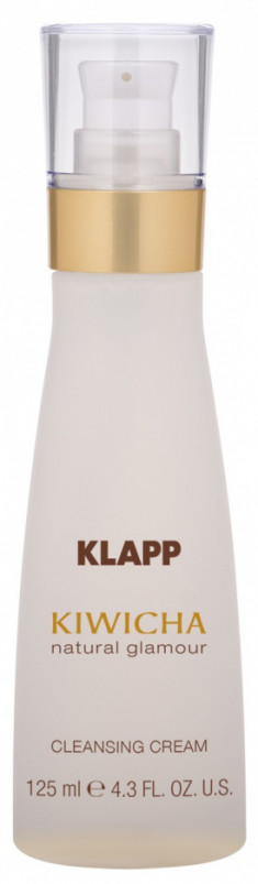 KLAPP Крем очищающий для лица / KIWICHA 125 мл