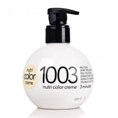 Краска для волос без аммиака Revlon Professional Nutri Color Creme 1003 очень светлый золотой 250 мл