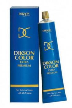 Краска для волос без аммиака Dikson Color Extra Premium 9D/SL 9.33 Очень светло-белокурый золотистый яркий 120 мл