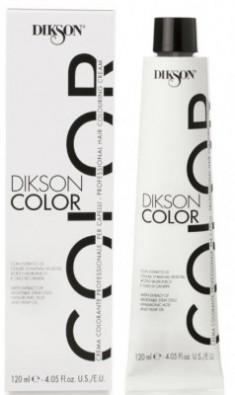 Краска для волос Dikson Color Natural Series 4N/E Каштановый 120мл