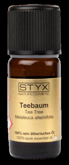 STYX NATURCOSMETIC Масло эфирное Чайное дерево 10 мл