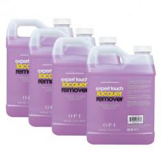 Жидкость для снятия лака OPI ExpertTouch 4*960мл