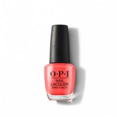 Лак для ногтей OPI CLASSIC Hot & Spicy NLH43 15 мл
