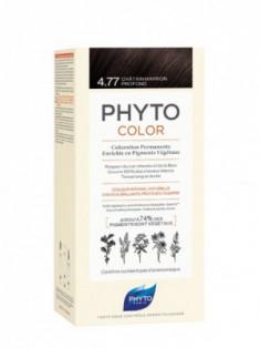 Краска для волос PHYTOSOLBA PHYTO COLOR 4.77 Насыщенный глубокий каштан