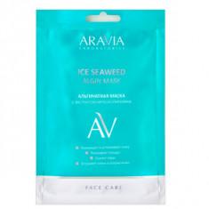 Альгинатная маска с экстрактом мяты и спирулины, 30 г (Aravia Laboratories)