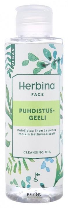 Гель для лица Herbina