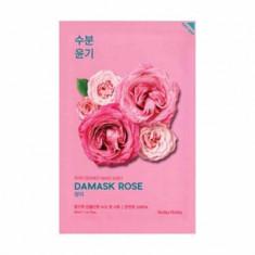 Маска тканевая увлажняющая Holika Holika PURE ESSENCE дамасская роза, 20 мл