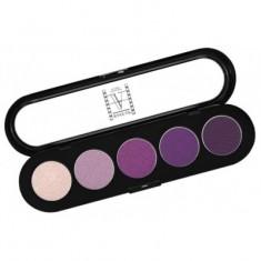 Палитра теней, 5 цветов Make-Up Atelier Paris T30 лунный свет 10