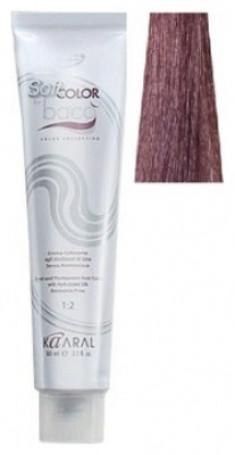Крем-краситель полуперманентный безаммиачный Kaaral Baco Soft Color 8.03 натуральный светлый золотистый блондин 60 мл