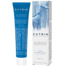 Безаммиачный краситель CUTRIN AURORA 7.1 Легкий пепельный блондин 60 мл