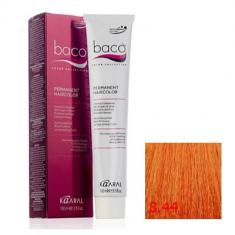Крем-краска Kaaral Baco Color 8.44 светлый интенсивный медный блондин 100 мл