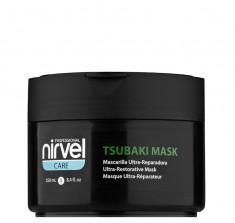 NIRVEL PROFESSIONAL Маска для сухих и поврежденных волос / TSUBAKI MASK 250 мл