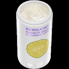 Экспресс-очищающие салфетки для кистей с маслом бергамота Manly PRO КО14 100шт